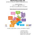 Rapport de la commission d'enquête relatif à la révision du SCoT de Montpellier Méditerranée Métropole